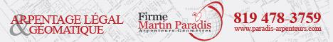 Firme Martin Paradis